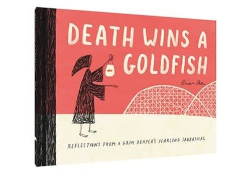 Chronicle Books Death Wins a Goldfish - Book