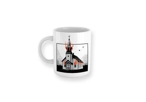 Error Design Error - Spread The Light - Mug