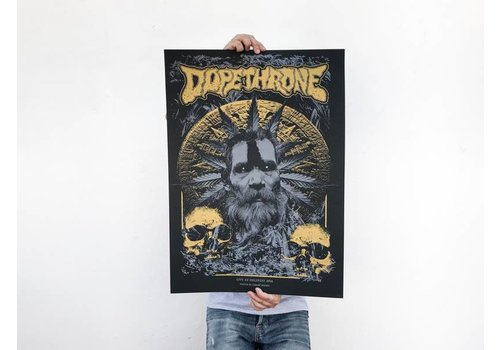 Error Design Error - Dopethrone - Poster
