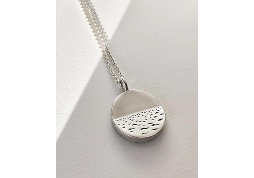 Michi Roman Michi Roman - Sea Pendant - Silver