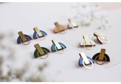 Pithy Pithy - N.11 Geometric - Earrings