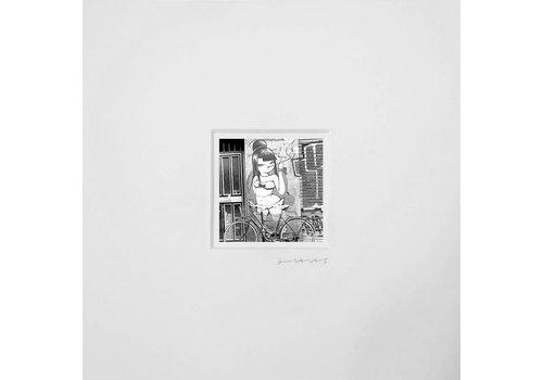 Julieta Ansalas Photography Julieta Ansalas - N56 Raval - Black & White Photo