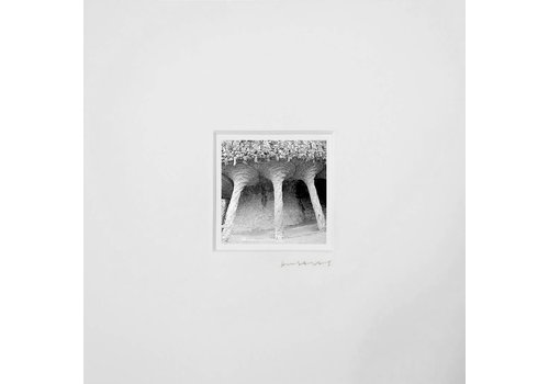 Julieta Ansalas Photography Julieta Ansalas - N28 Park Guell - Black & White Photo