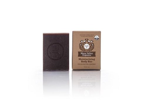 Moon Valley Moon Valley - Cleansing Body Bar - Cocoa Butter Comfrey