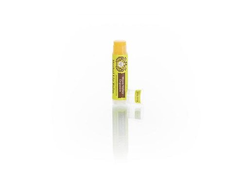 Moon Valley Moon Valley - Bees Wax Lip Balm  - Coconut Lime