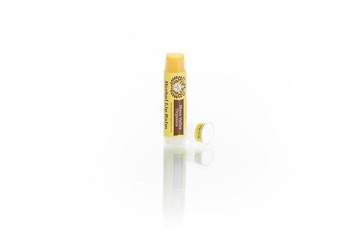 Moon Valley Moon Valley - Bees Wax Lip Balm  - Vanilla Lemon