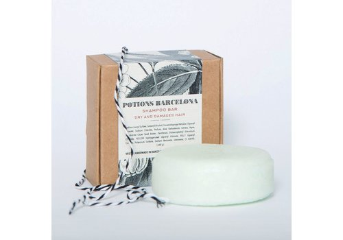 Potions Potions - Normal to Dry Hair - Solid Shampoo Bar