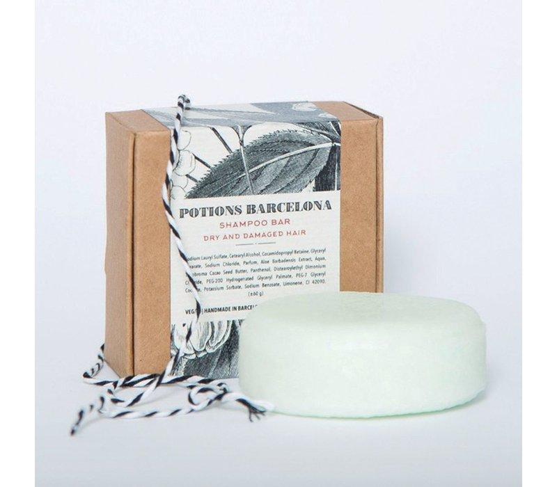 Potions - Normal to Grasa Hair - Solid Shampoo Bar