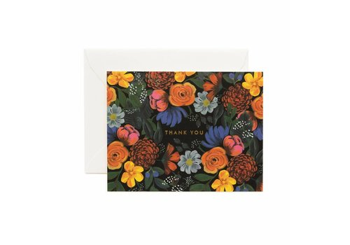 Rifle Paper Rifle Paper Co. - Odette Thank You - Greeting Card
