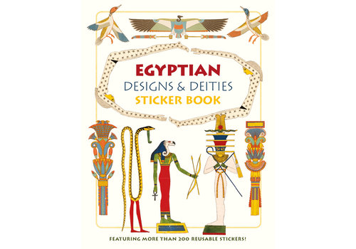 Pomegranate Pomegranate - Egyptian Designs & Deities - Sticker Book
