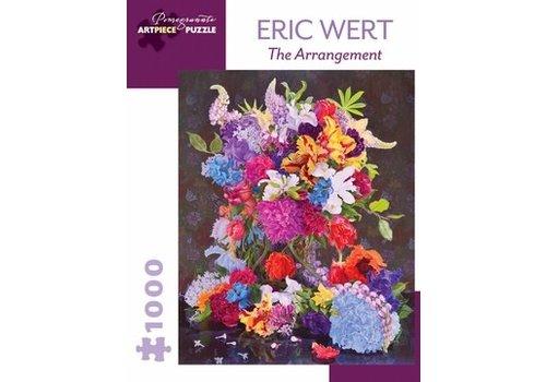 Pomegranate Pomegranate - Eric Wert: The Arrangement - 1000 Pieces Puzzle