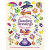Pomegranate Pomegranate - Shanti Sparrow: Dazzling Drawings - Sticker Book