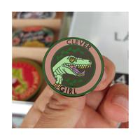 La Barbuda - Clever Girl - Pin