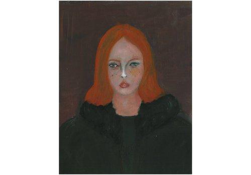Alicia Borssen Alicia Borssen - Self Portrait  - A3 Print