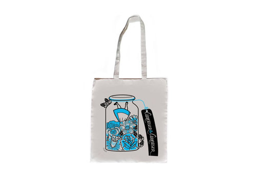 La Barbuda La Barbuda - Curiouser and Curiouser - Totebag