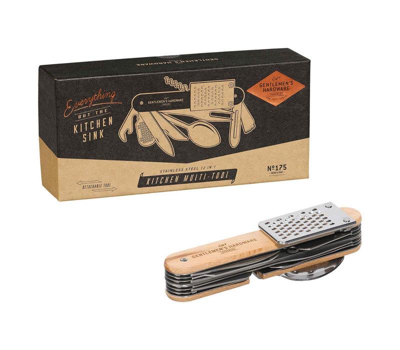 Gentlemen's Hardware - Kitchen Multi Tool