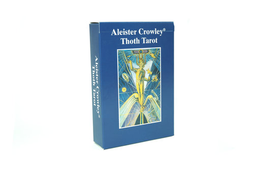 AGM Urania Aleister Crowley Thoth Tarot - Standard Version