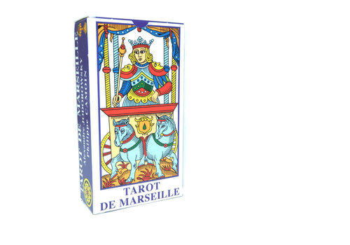 Camoin Tarot de Marseille - Jodorowsky & Camoin