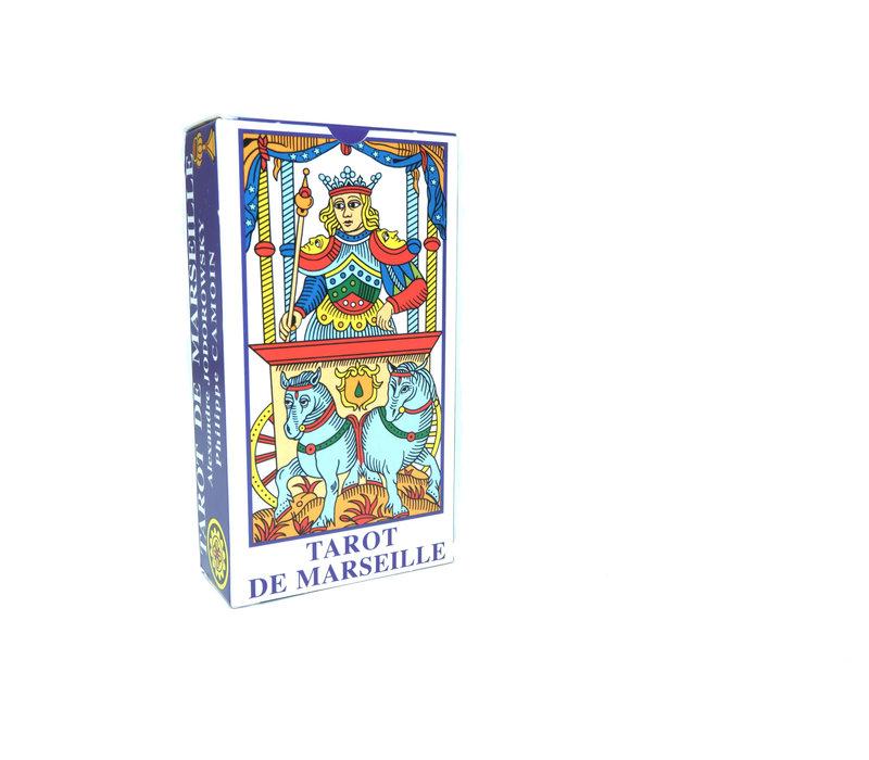 Le Tarot de Marseille - Renovado