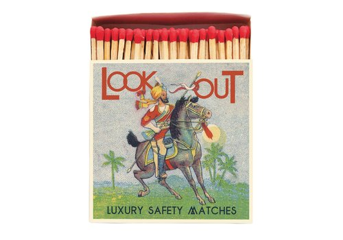 Archivist Gallery Archivist Gallery - Look Out - Matches