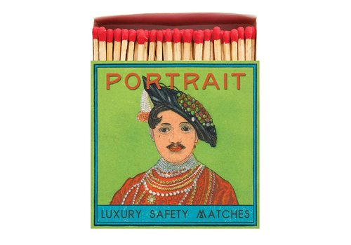 Archivist Gallery Archivist Gallery - Portrait - Matches