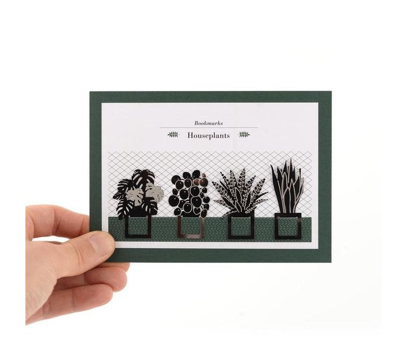 Another Studio - House Plant Bookmarks