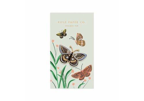 Rifle Paper Rifle Paper - Butterfly - Enamel Pin