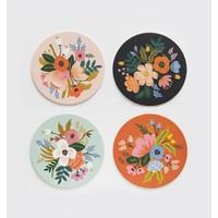 Rifle Paper - Lively Floral Coaster Set