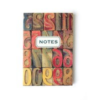 Sukie  - Vintage Numbers - Notebook