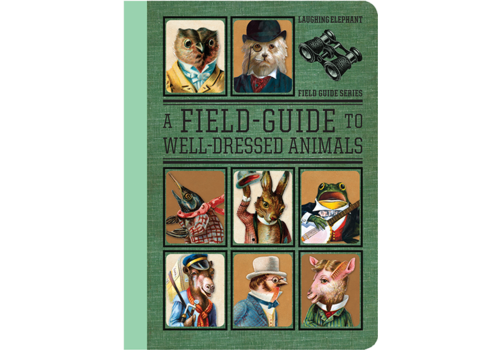 Laughing Elephant Laughing Elephant - A Field Guide to Well Dressed Animals - Book