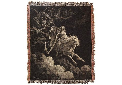 Inner Decay Inner Decay - Death on The Pale Horse Blanket