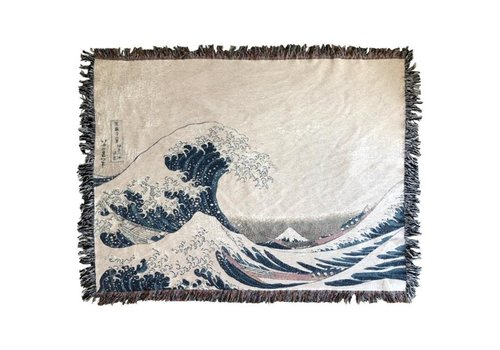 Inner Decay Inner Decay  - The Great Wave Off Kanagawa Blanket