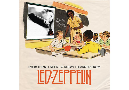 Laughing Elephant Laughing Elephant - Everything I Need to Know I learn't From Led Zeppelin