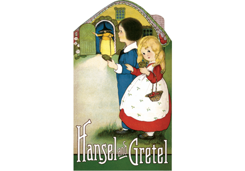 Laughing Elephant Laughing Elephant - Hansel & Gretel - Shape Book