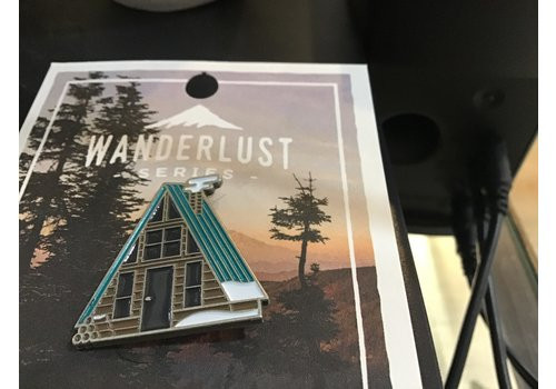 Lost Lust Supply Lost Lust Supply - A-Frame - Pin