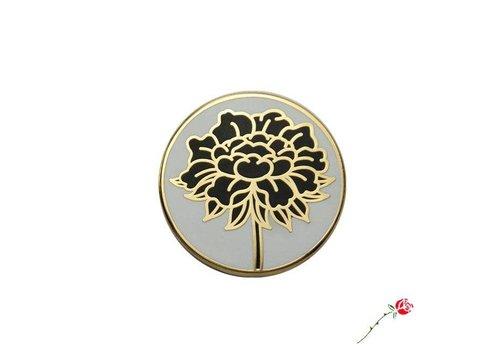 Inner Decay Inner Decay - Black Lotus Pin