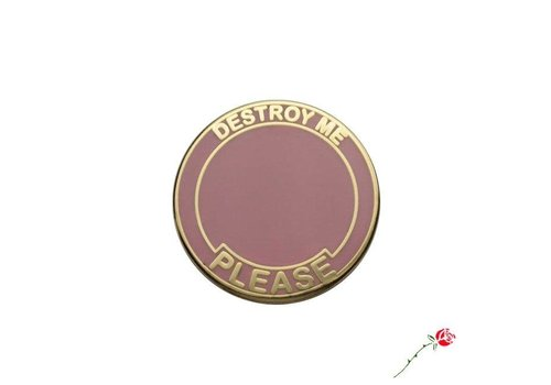 Inner Decay Inner Decay - Destroy Me - Pink Pin