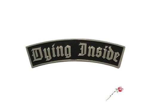 Inner Decay Inner Decay - Dying Inside Pocket Rocker Pin