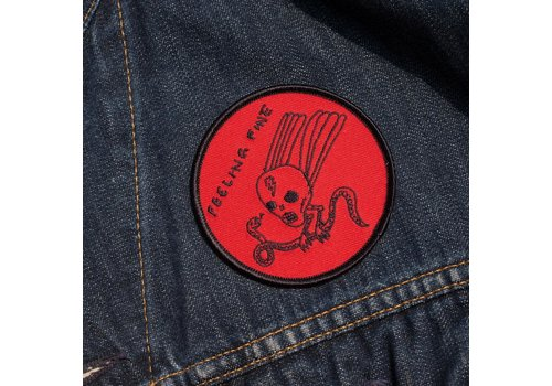 Inner Decay Inner Decay - Feeling Fine Patch