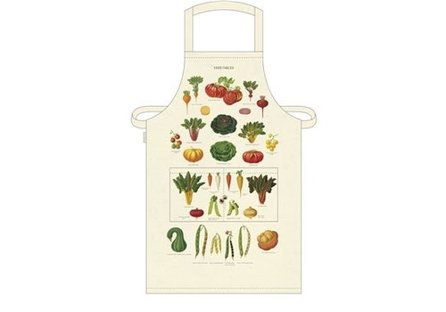 Cavallini Papers & Co Cavallini - Vegetables - Apron