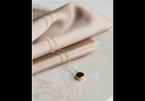 Rozenthal Rozenthál - Black Porcelain - Necklace