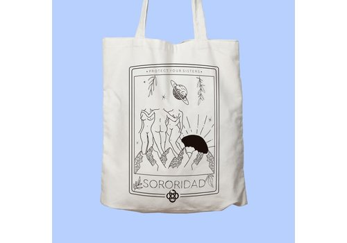 The Wild Side Project The Wild Side Project - Tote Bag - Sororidad