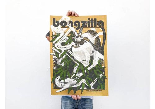 Error Design Error - Bongzilla - Poster