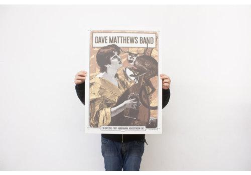 Error Design Error - Dave Matthews Band - Poster