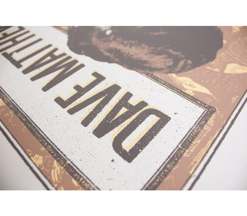 Error - Dave Matthews Band - Poster