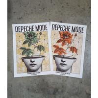 Error - Depeche Mode BCN - Poster