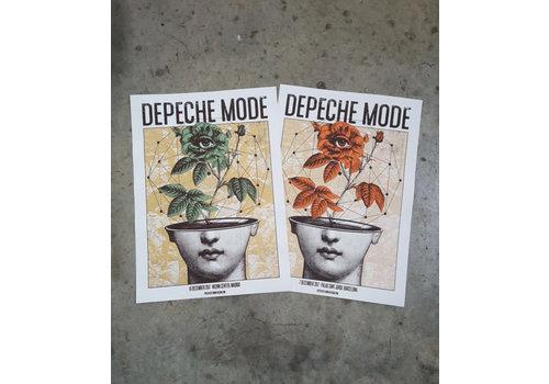 Error Design Error - Depeche Mode BCN - Poster