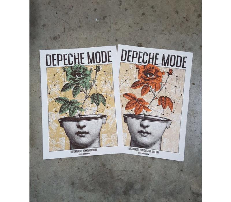 Error - Depeche Mode MAD - Poster
