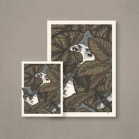 Error - Dream Among The Waters - Art Print 50x70