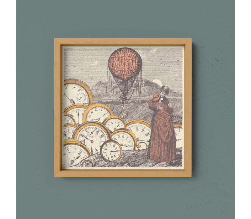 Error - Last Dance - Art Print 32x32